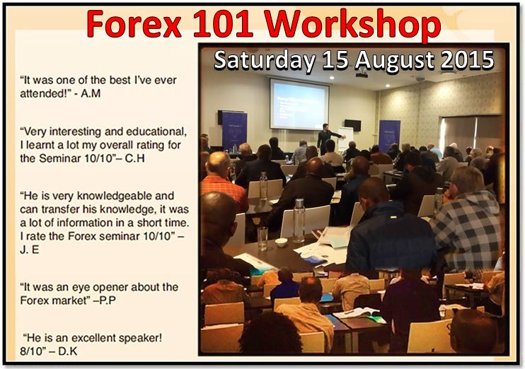 Overseas forex trading means