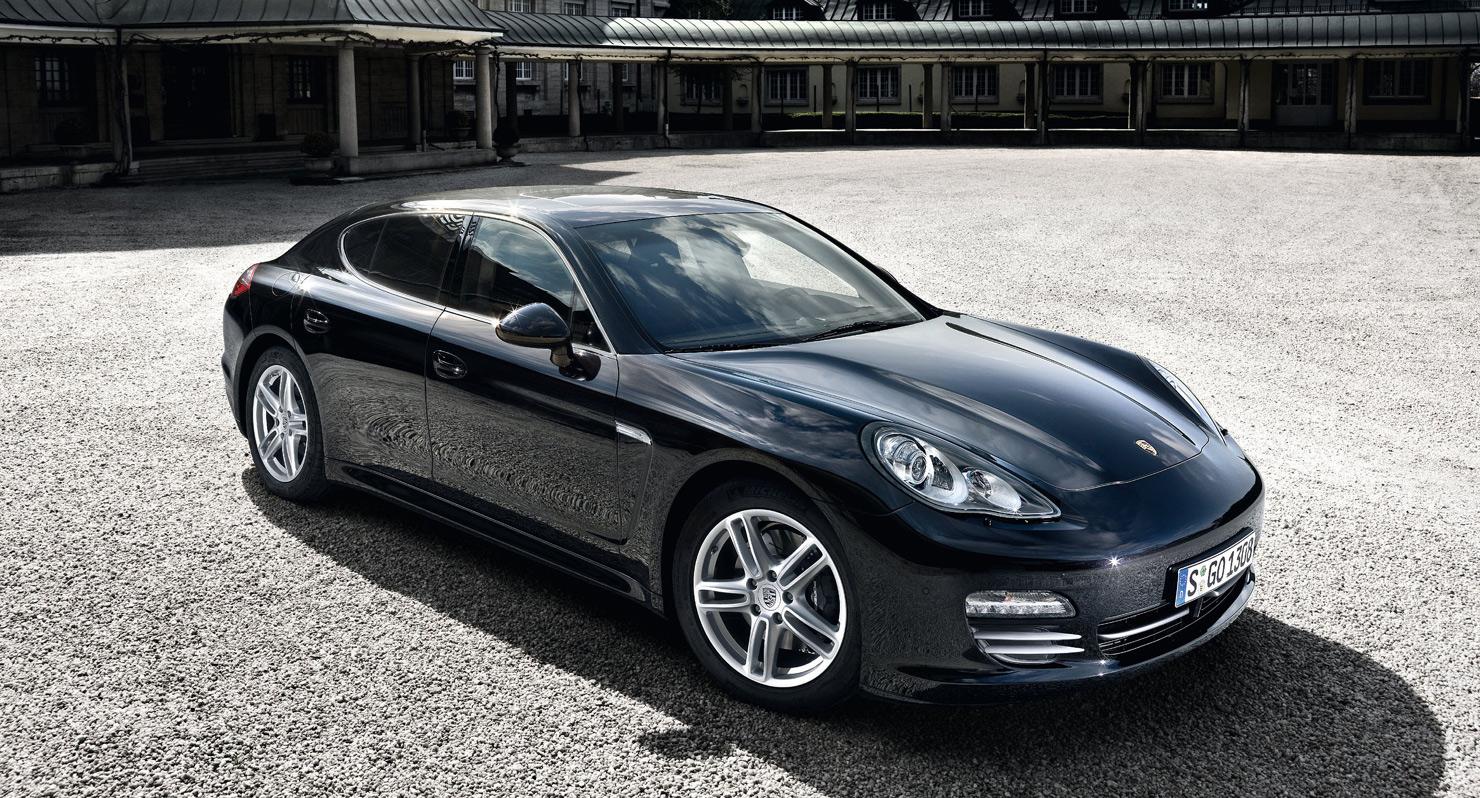 How A Porsche Panamera Got Me Into The Market