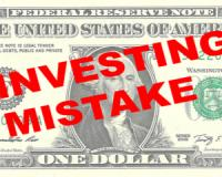 The easiest mistake investors make when looking at shares