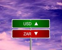 Buy the USD/ZAR before 11h30 today for a quick profit