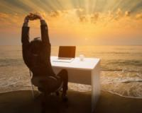 You can make more money working three days a week