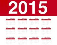 Trading calendar 26 to 30 October 2015