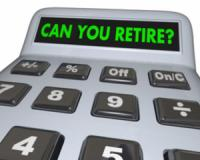 Do you know at what age you will be ready to retire?