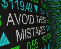 Are you making these three common investment mistakes?